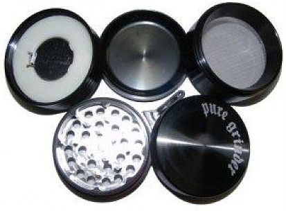 Pure Grinder 55mm 5 Part